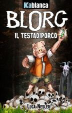 BLORG - Il Testadiporco by LucaNesler