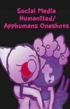 Social Media Humanized/Apphumans Oneshots :') by MyNotifsGetBoners