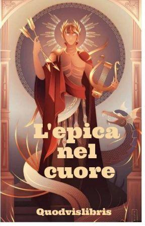 L'epica Nel Cuore by quodvislibris