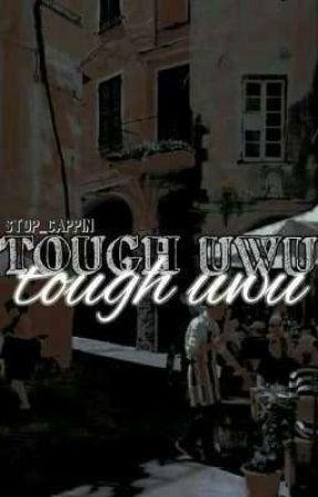 tough uwu :: taegguk by stop_cappin
