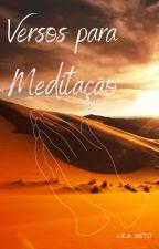 Versos para meditação by netobv