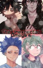 The Unexpected Omega's by shinningstar31