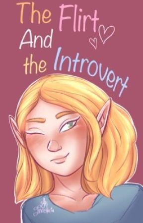 The Flirt and the Introvert; Zelink Modern AU (Legend of Zelda) by Inastaria