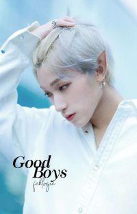 Good Boys - woosan ATEEZ cover
