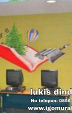 Jasa Lukis Dinding Medan Telp. +62 813-8035-1143  - IGO Mural by JasaMuralDinding