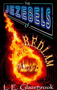 The Jezebels Of Bedlam cover