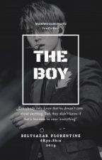 The Boy || MEANIE | ENG ver. by Ryu-Shin