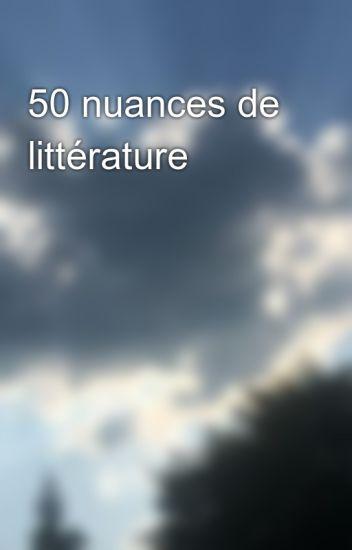50 nuances de littérature