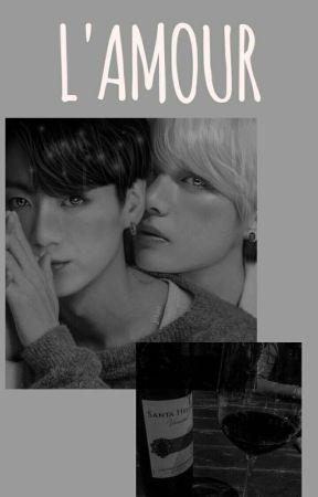 ❐ L'AMOUR - KTH&JJK  by bxngtxxn