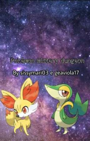 Pokemon Mistery Dungeon by Geaviola17