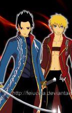Devil May Cry: Revolucion by KyriuIchiru