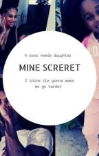 mine secret[ nba youngboy](completed💞💚) by drunkonnaflight