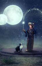 La niña de las dos lunas by hatade
