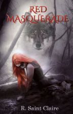Red Masquerade by exlibrisregina