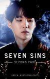 Seven Sins - Second Part   BTS x Reader cover