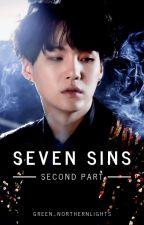 Seven Sins - Second Part | BTS x Reader by green_northernlights