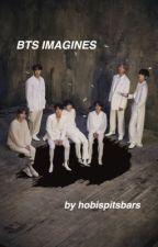 BTS Imagines by hobispitsbars