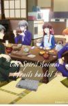 The Spirit Animal {Fruits basket} cover