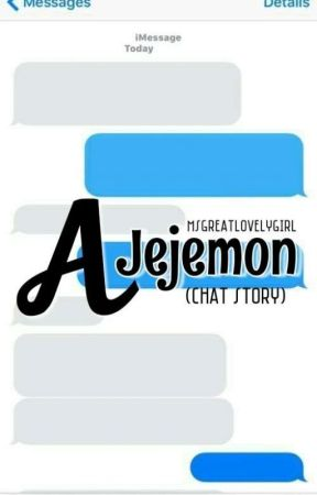A Jejemon by msgreatlovelygirl