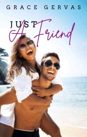 Just A Friend by Geegervy