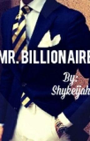Mr. Billionaire by Shykeijah