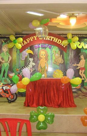 Balloon Decoration For Birthday at Home-Quickon by QuickonRentals