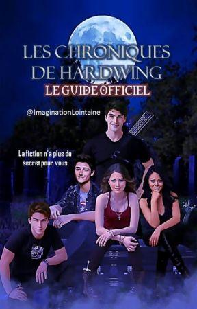 Les chroniques de Hardwing (Le livre de bord) by ImaginationLointaine