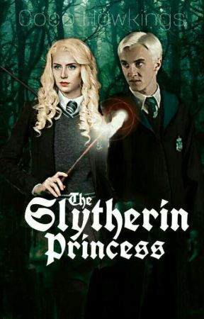 The Slytherin Princess  by CocoS_14