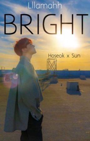 Bright by lllamahh