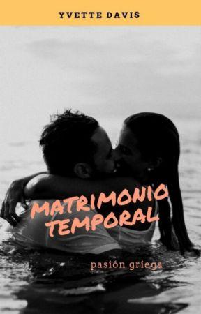 Matrimonio temporal. by LadyFuturistic