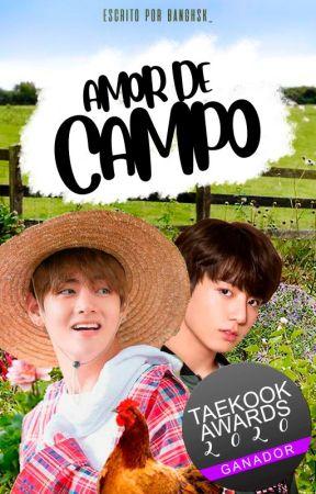 Amor De Campo ➥ TaeKook | Omegaverse by banghsk
