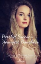 Hershel Greene's Youngest Daughter by abbid2003