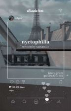 nyctophilia • instagram by sarsasstic