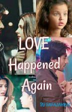 LOVE Happened Again❤❤(Jenshad F.F)(completed) by sarsajmarifar