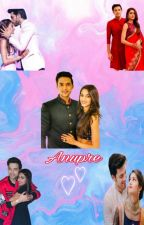 Pal ek pal mein hi tham sa gaya AnuPre TS by Jasminearun