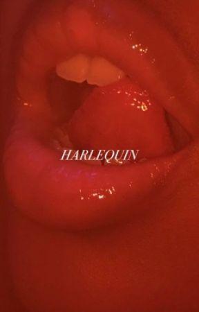 HARLEQUIN by HarleyThatCutieQuinn
