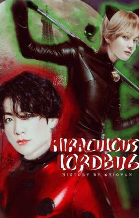 Miraculous Lordbug ➽ Taekook by yiovan