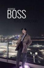 BOSS// Kim Namjoon  by jxxniepeach