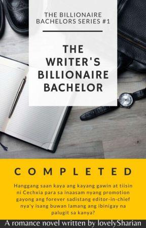 TBBS1:The Writer's Billionaire Bachelor (COMPLETED) ✔ by lovelySharian