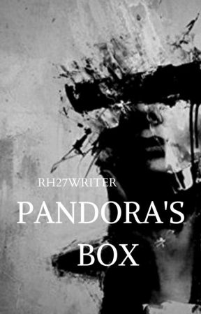 PANDORA'S BOX ▷ s.rogers [2] by whenshewritesstuff