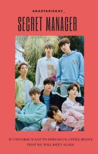 Secret Manager    BTS cover