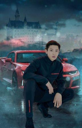 Bésame y Dispara » Chanbaek by channiep4st4