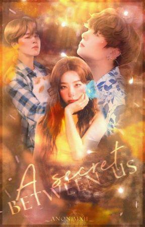 A Secret Between Us   Jikook by _Anonimxh_