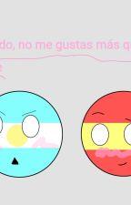 Boludo, no me gustas más que el mate (Argentina x España) by Synamy