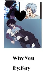 Why You* Shigadabi Au * DISCONTINUED  cover