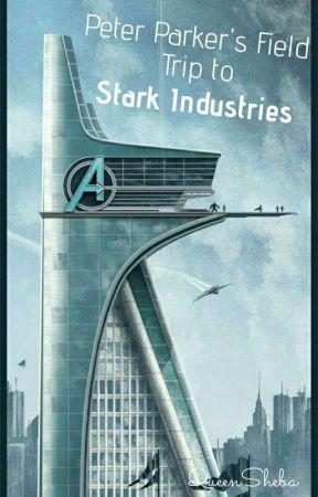 Field Trip to Stark Industries by QueenSheba500