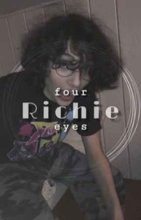 Four Eyes   Richie Tozier by ilurichie