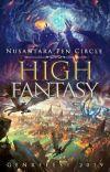 GenreFest 2019: High Fantasy cover