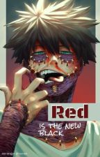 Red is the new black; a dabi and shouto todoroki fanfic by pandapup19