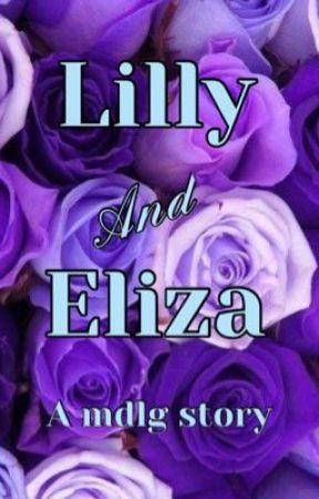 Lilly and Eliza by mdlglittlegirl